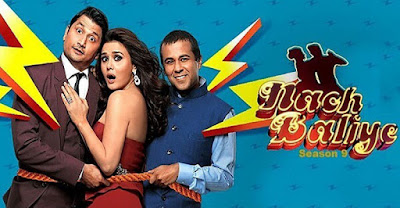 Poster Of Nach Baliye Season 9 5th October 2019 Watch Online Free Download