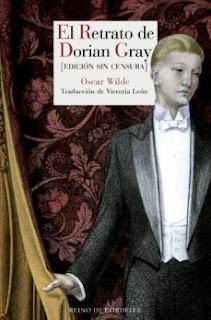 portada de  El retrato de Dorian Gray de Oscar Wilde