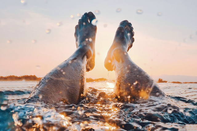Cold water swimming benefits health