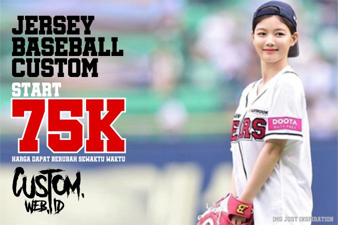 Buat Jersey Baseball Murah Jogja