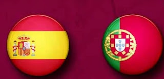 Resultado Amistoso España vs Portugal 4-6-2021