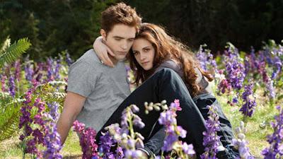 Robert Patinson e Kristen Stewart