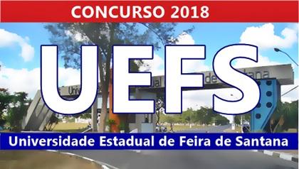 Concurso UEFS 2018