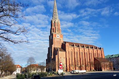 St. Mariahilf
