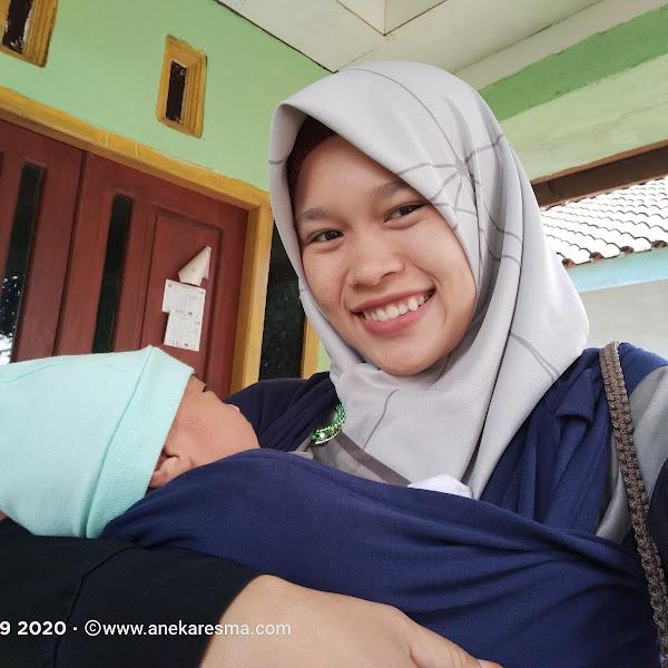 Madrasah Pertamaku Menjadi Seorang Ibu
