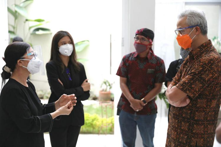 Perkuat Imun Tubuh, Kota Salatiga Luncurkan Gerakan Sehari Tanpa Nasi