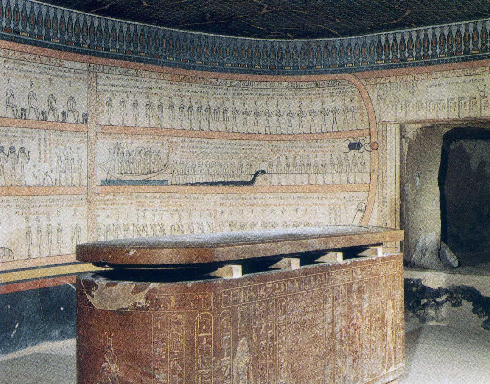 史克維的娘: [展覽] 木乃伊傳奇 - 埃及古文明特展 (part II)