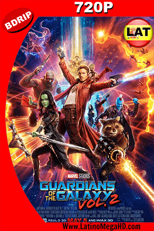 Guardianes De La Galaxia 2 (2017) Latino HD BDRip 720p ()