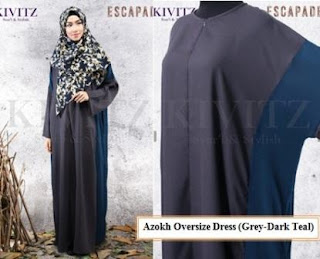 Azokh Oversize Dress
