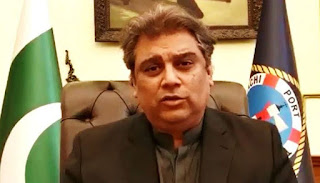 A high level meeting in Karachi chaired by Ali Zaidi