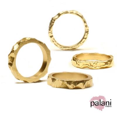 palani milano anelli