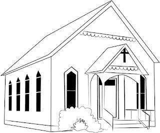 Desenhos de Igrejas
