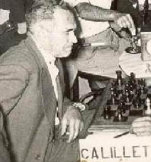 el ajedrecista Isidre  Capdevila