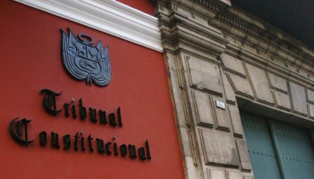 Concurso público del Tribunal Constitucional