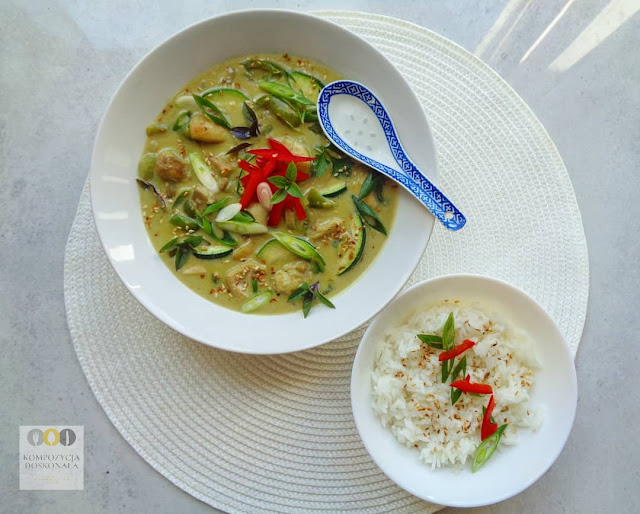 thai green curry najlepsze
