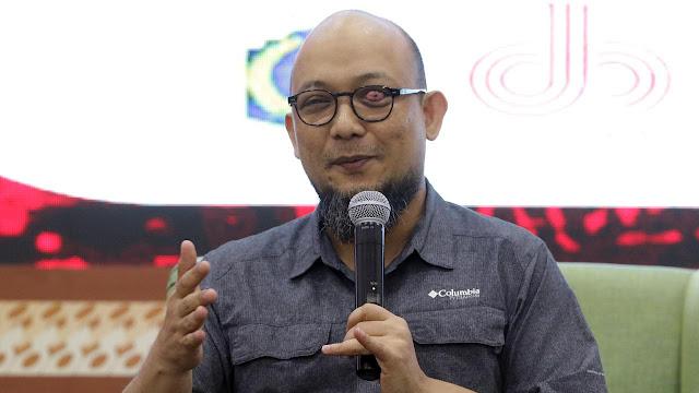 Novel Baswedan: Saya Khawatir Dewi Tanjung Cuma Ngerjain Polisi