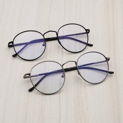 MetroSunnies Caesar Specs (Black)