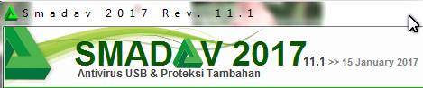 Download Free SmadAv 2017 Rev. 11.1. Full Version Crack Key www.uchiha-uzuma.com