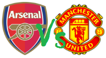 Tips ARSENAL vs MANCHESTER UNITED