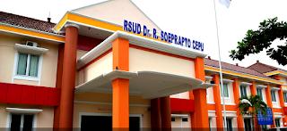 Jadwal Dokter RS Umum Daerah Dr. R. Soeprapto Cepu