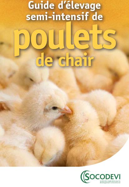 Guide d'élevage semi-intensif de poulets de chair - WWW.VETBOOKSTORE.COM