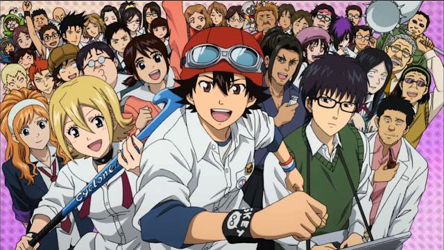 10 Teratas anime komedi terbaik yang Membuat Tertawa Sampai kamu tidak bisa bernapas