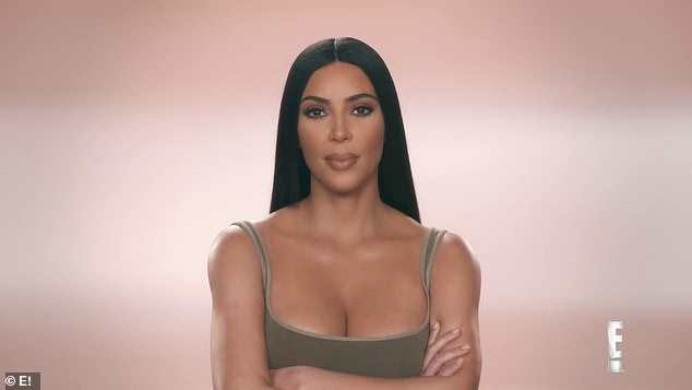 Kim Kardashian hires medical medium to connect with spirits after 'really bad' psoriasis flare up