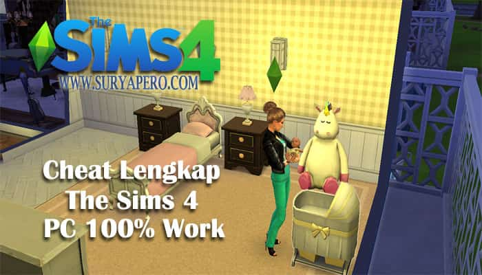 cheat sims 4 pc indonesia