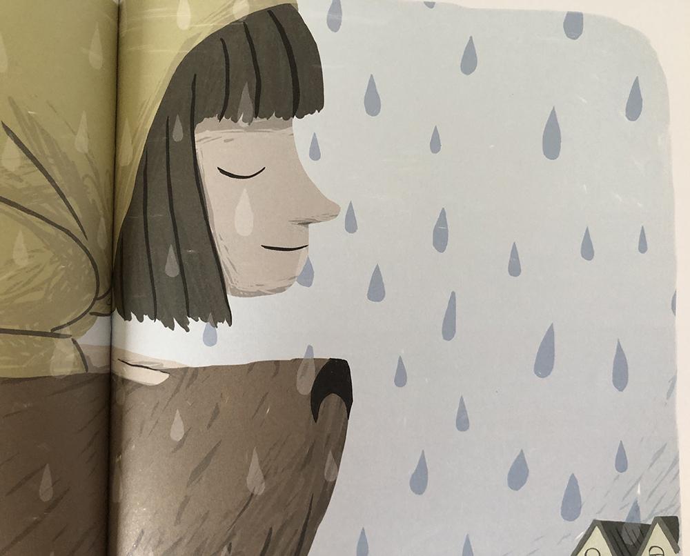 Alice e il bello della pioggia