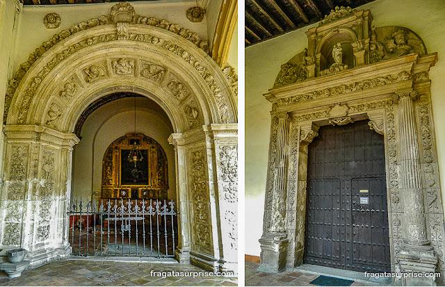 Mosteiro de San Jerónimo, Granada, Espanha