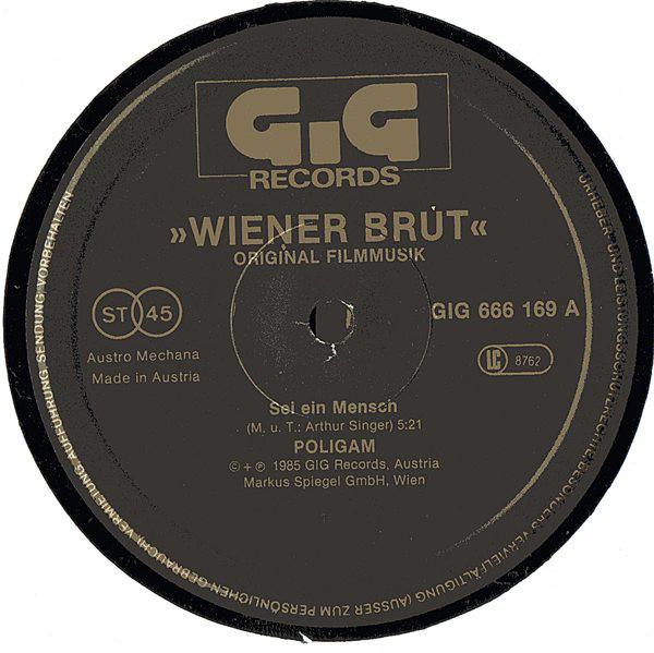 Various Wiener Brut Original Filmmusik