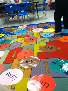 Sight word games for the classroom