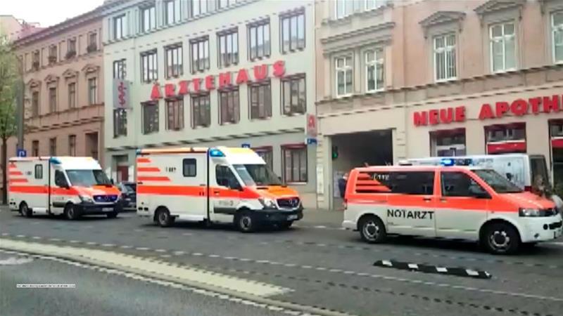 Fatal shooting at German synagogue