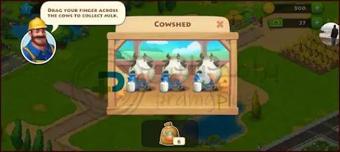 شراء البقر لعبة تاون شيب