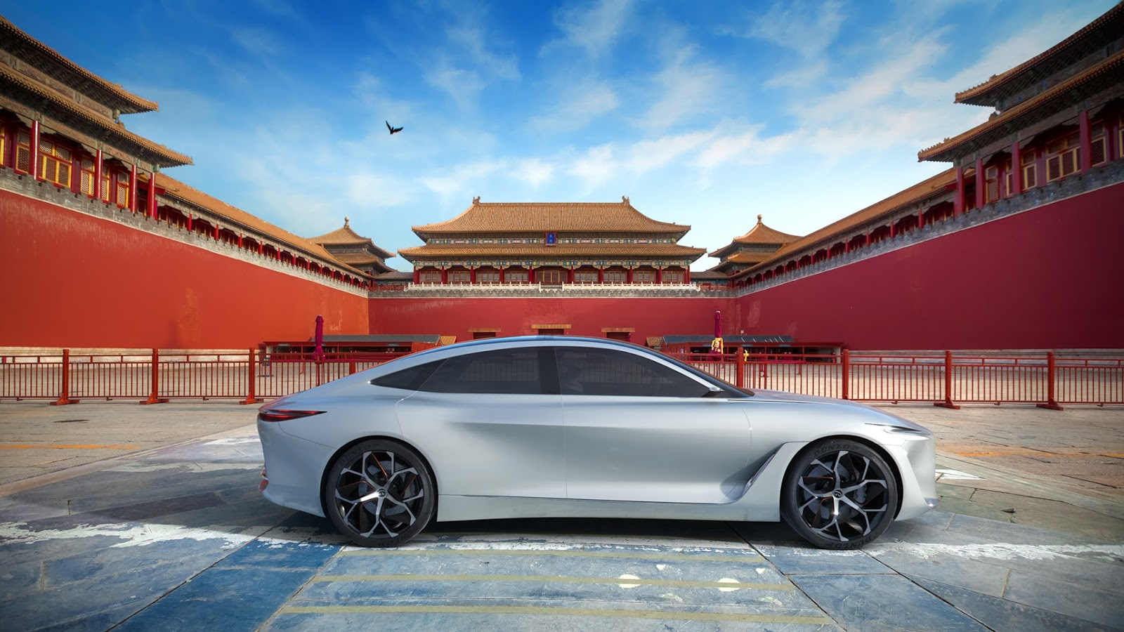 Η INFINITI ανακοίνωσε τη δημιουργία μιας νέας πλατφόρμας ηλεκτροκίνητου οχήματος,  με βάση το πρωτότυπο Q Inspiration