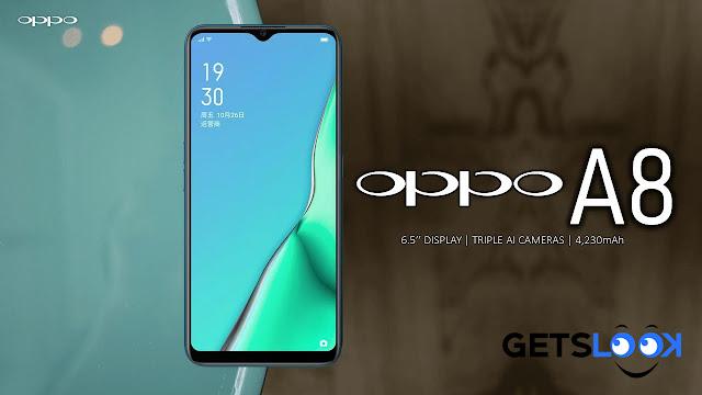 Oppo A8 - Getslook.com/