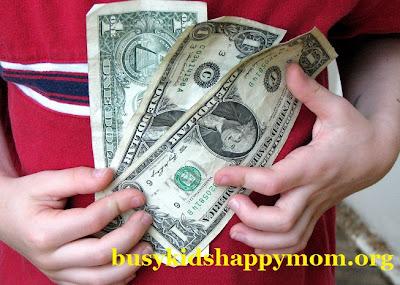 kids save money