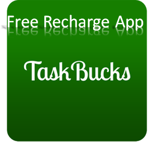TaskBucks free recharge app Get Rs.25 Paytm Cash For Per Refer NKWorld4U