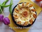 Торта Малакоф - бърз вариант с пудинг * Torta Malakoff