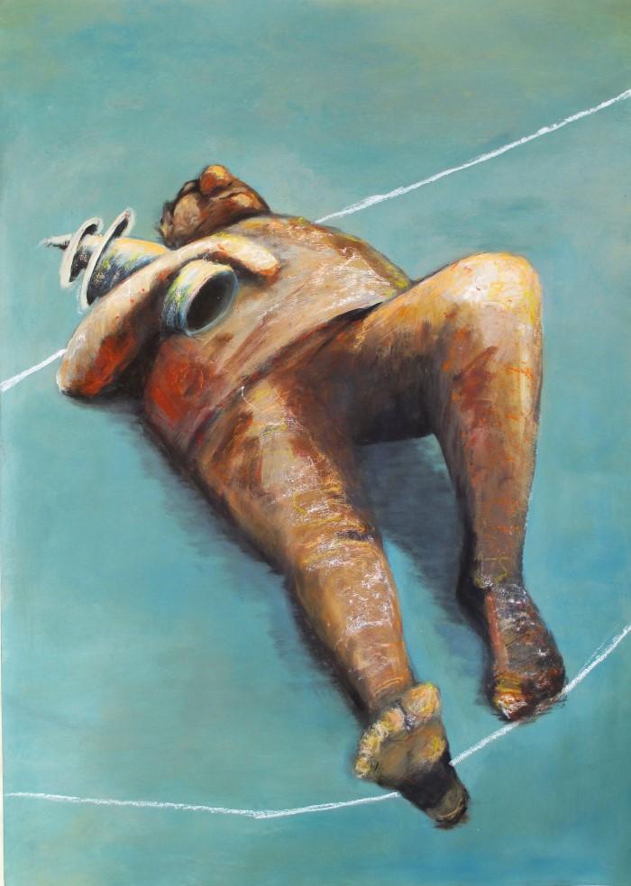Французский художник. Celine Rozieres