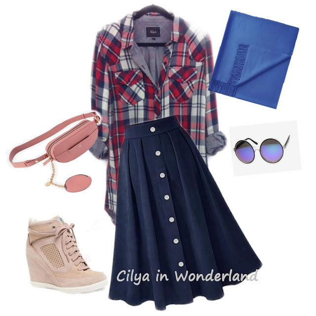 Plaid Your Look