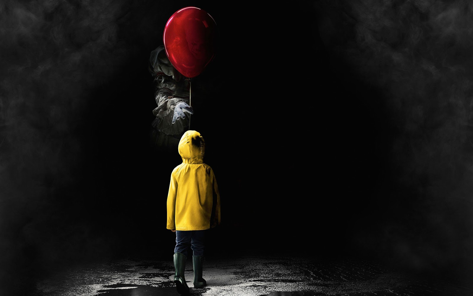 Wallpapers PC, Horror movie, IT