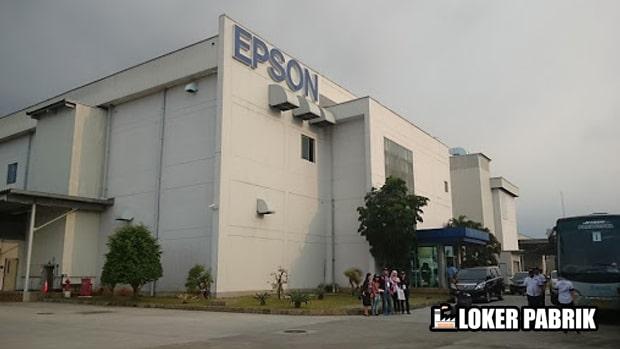 PT Indonesia Epson Industry Pabrik