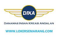 Loker Semarang Allowance 1 Juta per Minggu di PT Danamas Insan Kreasi Andalan