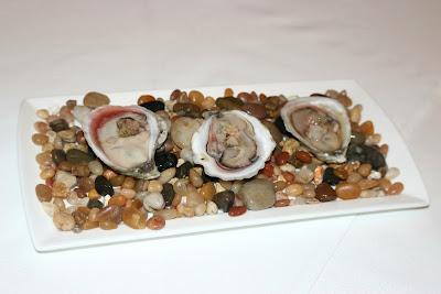 Fork Restaurant - Amalia Oysters