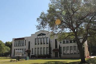 City hall en Lake Helen