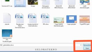Cara Upload File ke Google Drive - geloratekno.com