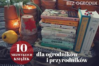 książki dla ogrodnika i przyrodnika