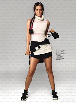 Kiara Advani Height Weight Body Measurements Figure