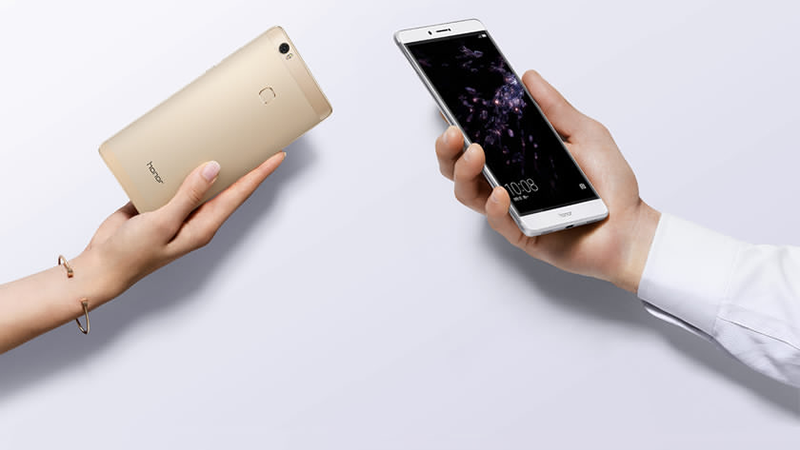 Huawei Honor Note 8 Launched, Boast a 6 Inch AMOLED 2K Screen And Kirin 955 Chip!